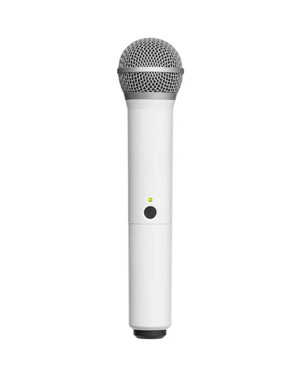Shure BLX PG58 Handle in White