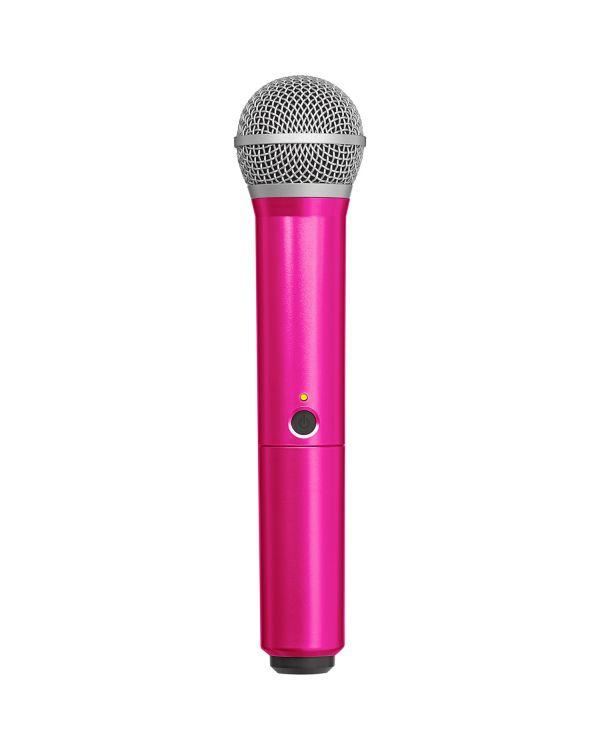 Shure BLX PG58 Handle in Pink