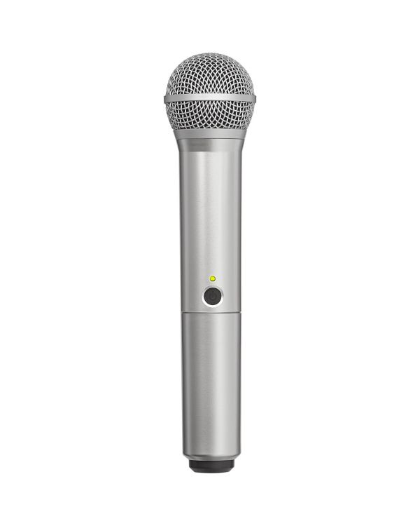 Shure BLX PG58 Handle in Silver