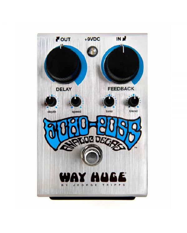 Way Huge Echo Puss Delay Guitar Effects Pedal