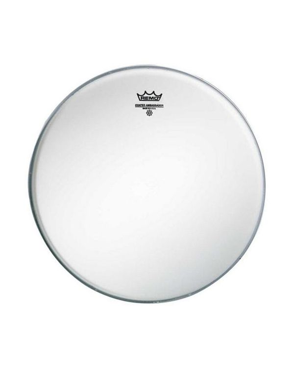"""Remo 13"""" CS Coated Snare Head With White Dot"""