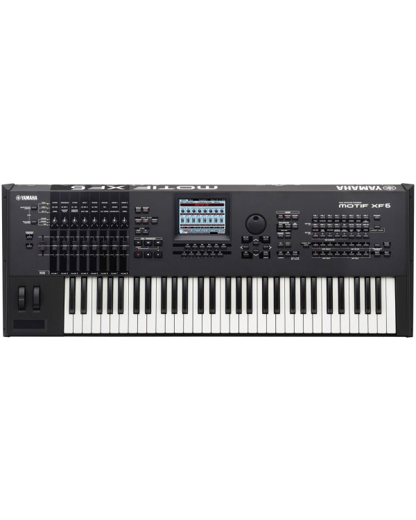 Yamaha Motif XF6 Synthesizer Workstation