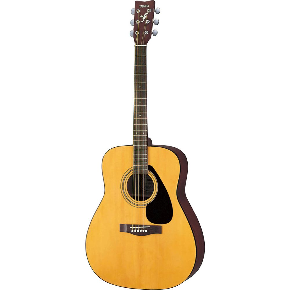 Yamaha F310 Acoustic Guitar In Natural Gloss Finish Pmt Online
