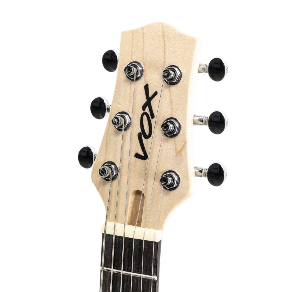 Red VOX SDC-1 mini Electric Guitar