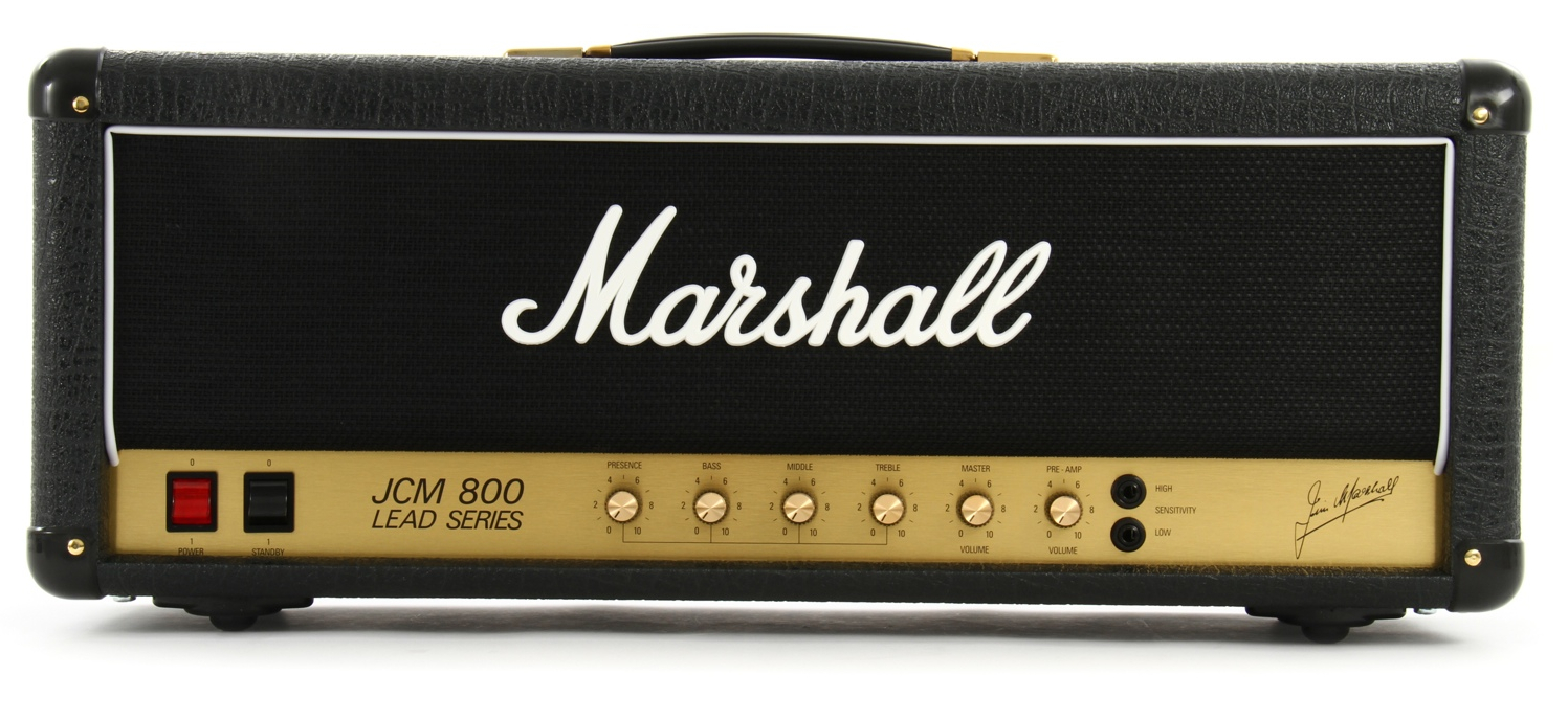 Devastating Tone The 11 Best Metal Amps For All Budgets Pmt Online Mark Tremonti Prs Wiring Diagram Marshall Jcm800 2203 Vintage Series Guitar Tube Amp Head