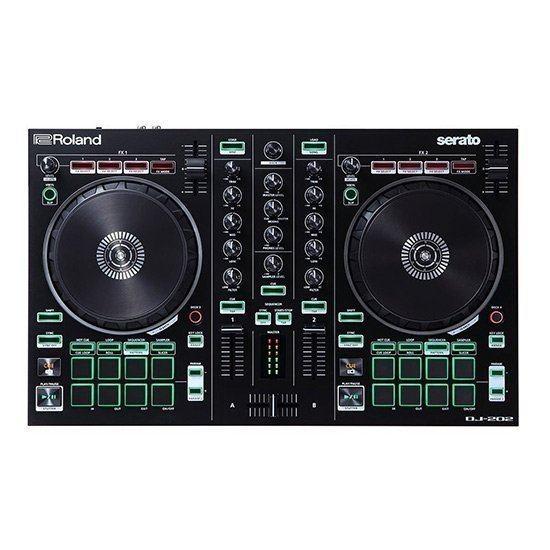 Contrôleur DJ Roland DJ-202