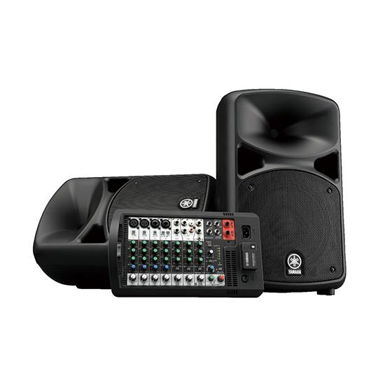 The Difference Between Active And Passive Pa Speakers