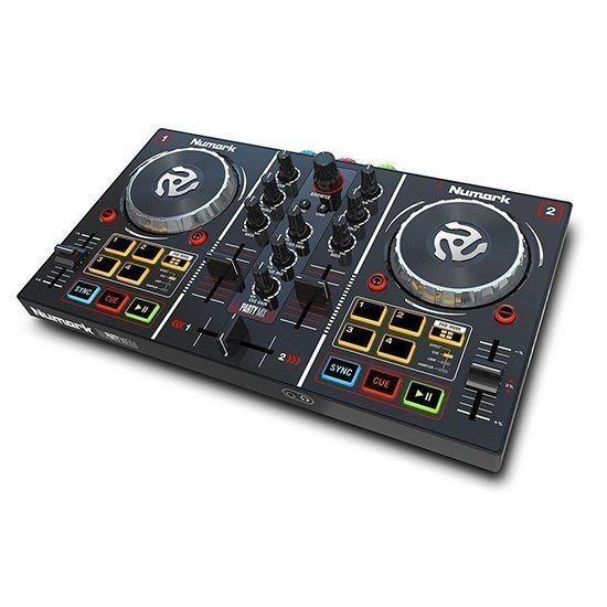 Contrôleur DJ Numark Party Mix