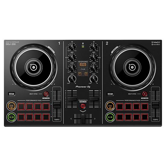 Contrôleur DJ intelligent Pioneer DJ DDJ-200